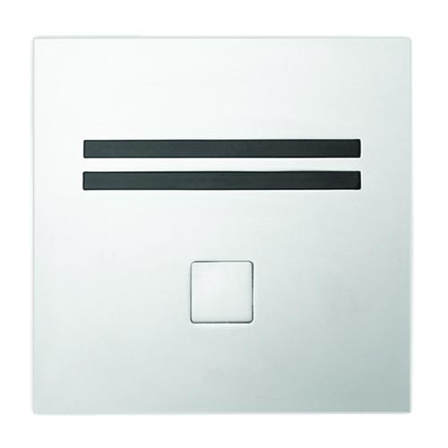 Instalacion Baño Minusvalidos:fluxor de inodoro con bateria 9V – instalacion empotrada