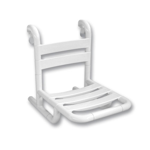asiento abatible para ducha (no removible)