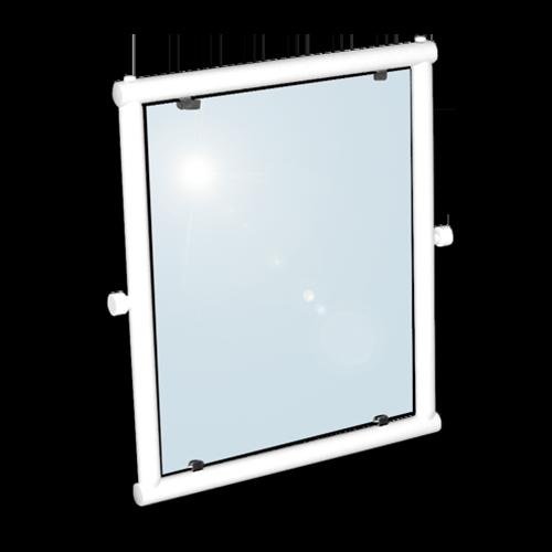 Baño Minusvalidos Dimensiones: descapacitados Aluminio Nylon – Ø35mm para banos para minusvalidos