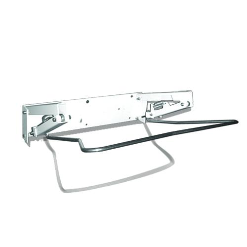 Meccanismo pneumatico reclinabile per lavabo