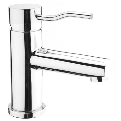 Open wash-basin mixer with single clinical lever