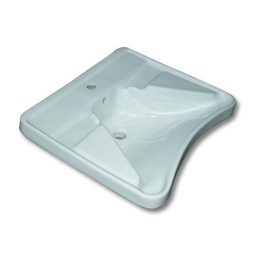 lavabo en céramique - série FORMAT
