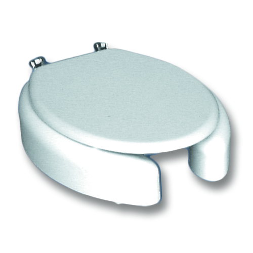 antibacterial wc cover seat with universal hinges