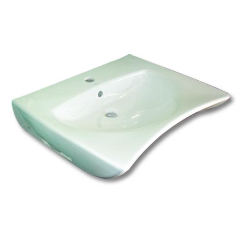 lavabo en céramique, série OPEN