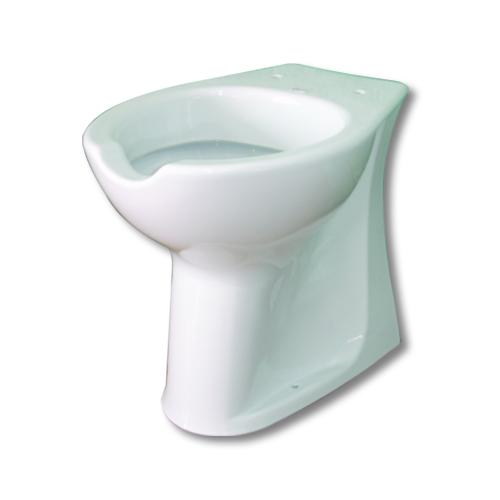 Wc bidet terra con apertura disabili per bagni disabili - Bagno con wc separato ...