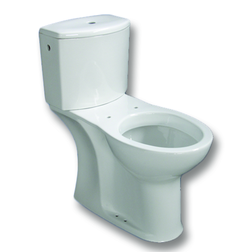 WC MONOBLOCCO ALTO OPEN IN CERAMICA