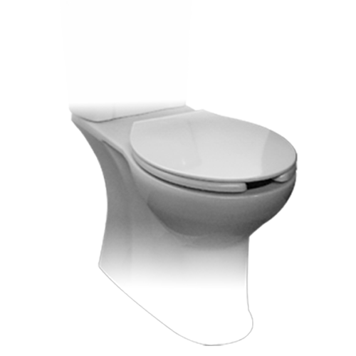 cover and seat for wc-bidet