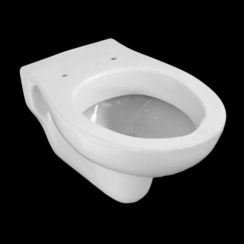 Soporte Baño Minusvalidos:Inodoros y bidet suspendidos para banos para minusvalidos