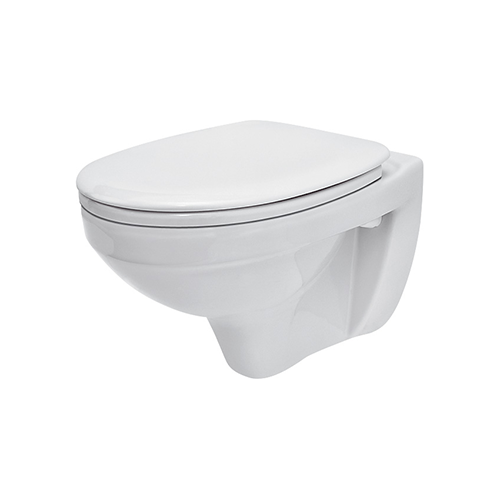 suspended ceramic WC Delfi