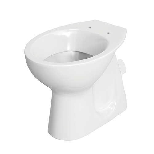 WC-Bidet wall flushing President