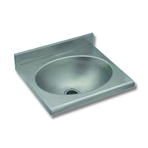 stainless steel rectangular wash basin