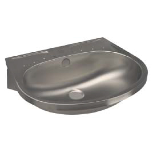ANTI-VANDAL WASHBASIN WITH BRACKET