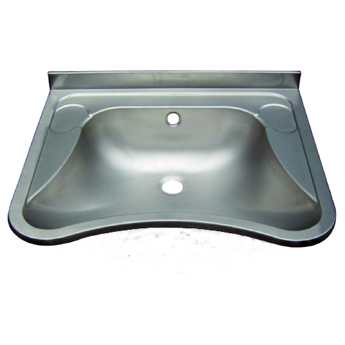 INOX WASHBASIN FOR DISABLED PEOPLE