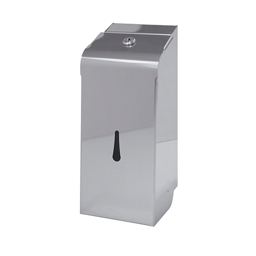 LIQUID SOAP DISPENSER IN STAINLESS STEEL
