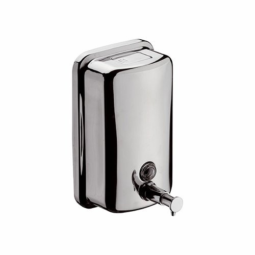 SOAP DISPENSER IN STAINLESS STEEL