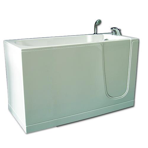 badewannen mit t r linkst r for bathrooms for disabled. Black Bedroom Furniture Sets. Home Design Ideas