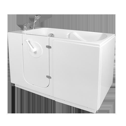 DOOREX 130 BATHTUB - LEFT DOOR