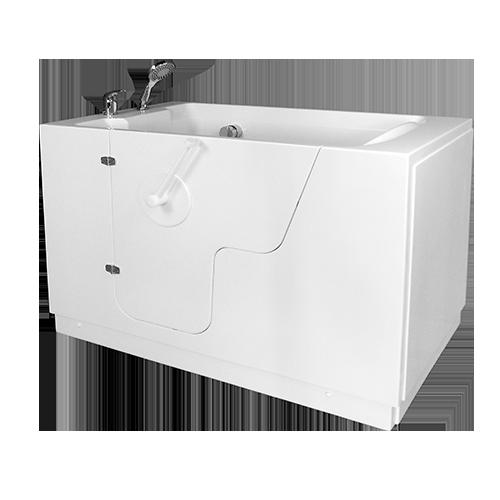 DOOREX 150 BATHTUB - LEFT DOOR