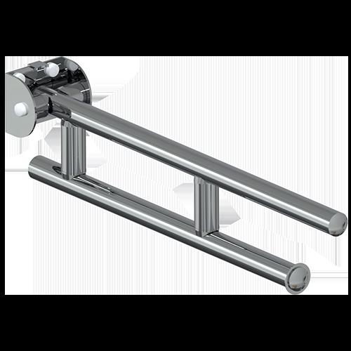 Kippstange mit Friktion für Vertikal-Sperrung CM.60 MIA INOX CROMO SERIE