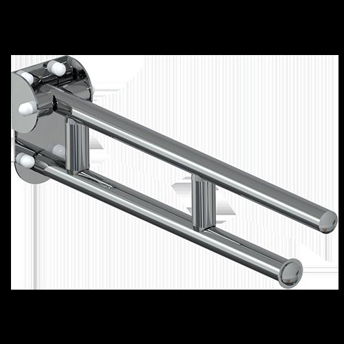 barre basculante CM.60 série MIA INOX CROMO