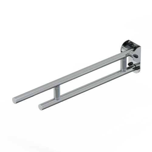 barre basculante CM.75 série MIA INOX CROMO