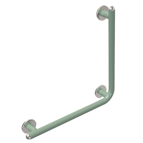 safety handle with vertical rod SERIES RAFFAELLO COLOR