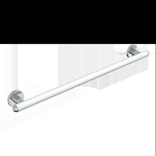 Maniglione cm.83 serie raffaello color bianco op./cromo