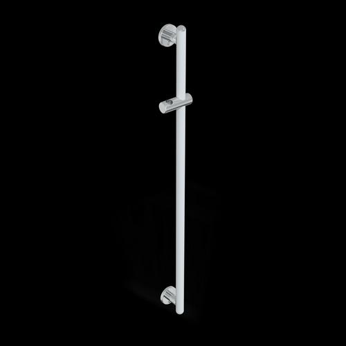 Duschhandlauf Edelstahl 304 mit Handbrause RAFFAELLO INOX COLOR SERIE