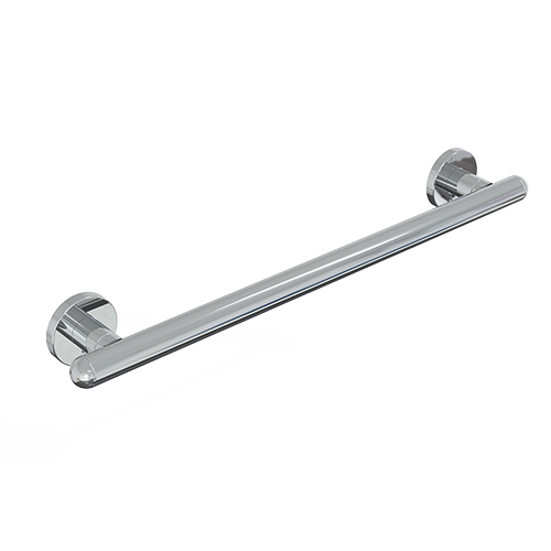 safety handle cm.63 Series RAFFAELLO INOX CROMO