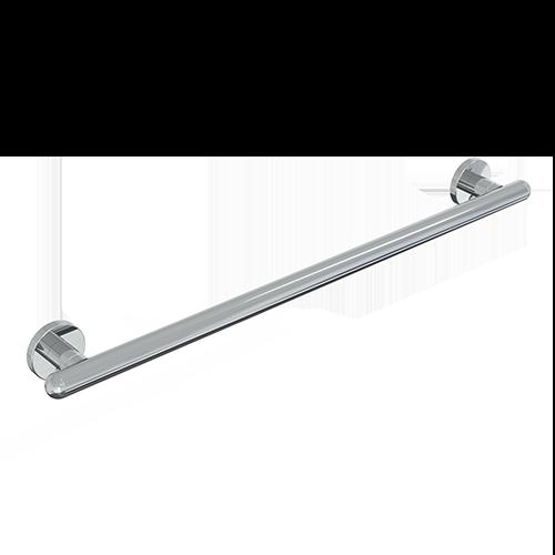 asidero recto cm.83 serie RAFFAELLO INOX CROMO