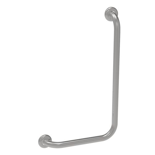 handle with right/left lateral vertical rod