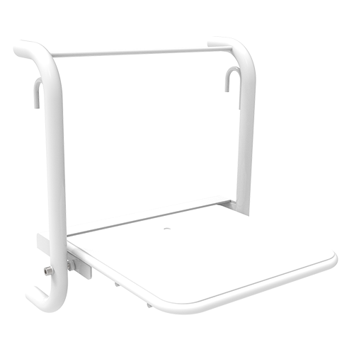 folding seat (to hang on the handrail)