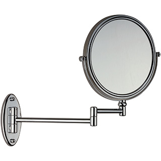 Bath accessories, Magnifying mirrors