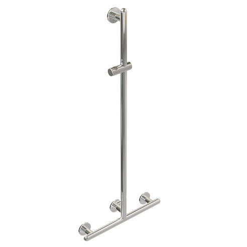 Support shower rails, Raffaello series - Ø32MM