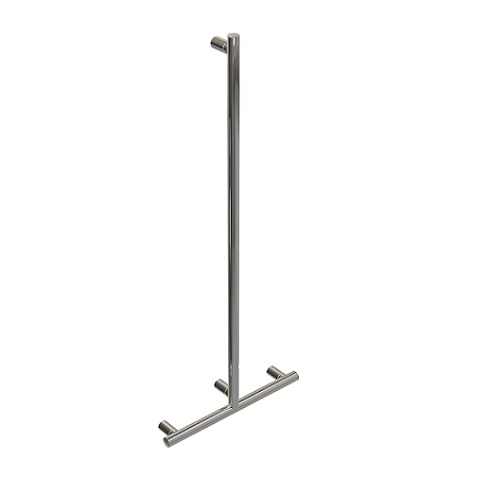 Support shower rails, Mia Series - Ø32MM