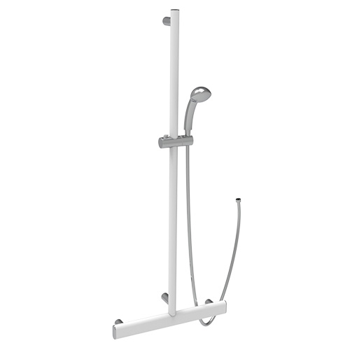 Support shower rails, Shade series