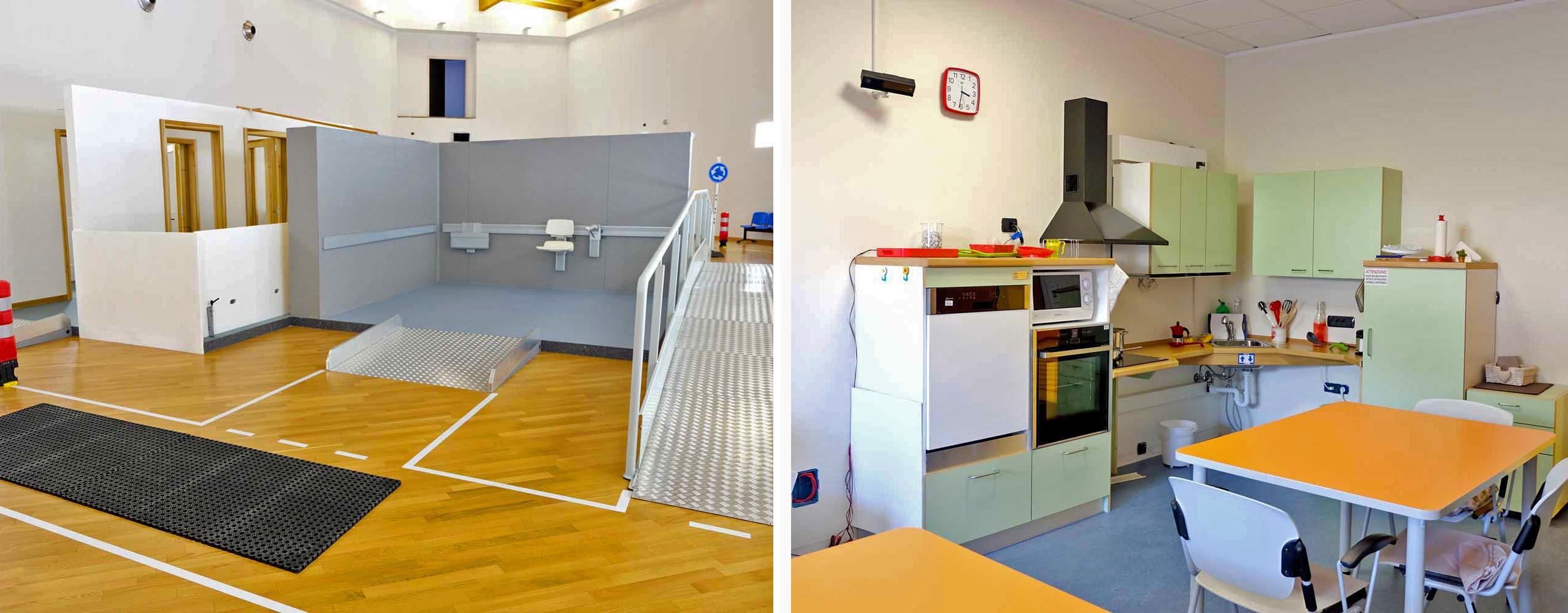 """Il progetto Ausilia lancia la """"sperimentazione dell'abitazione accessibile."""""""