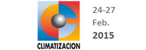 Goman partecipa alla fiera Climatizacion a Madrid dal 24 al 27 Febbraio 2015