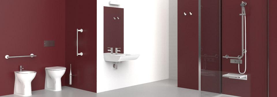 Contributi vasca con porta bagni disabili e anziani a rimini - Vasca bagno con porta ...