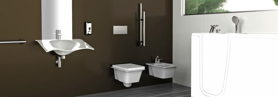 Accessori Bagno Udine : Contributi vasca con porta bagni disabili e anziani a udine