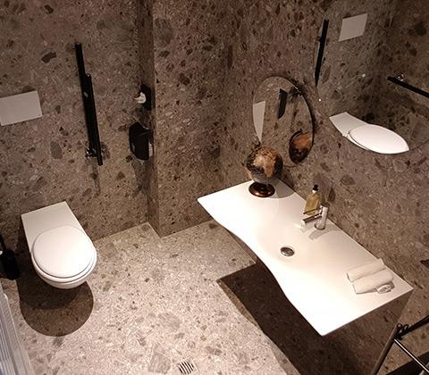 Progettazione Accessibile Bagno