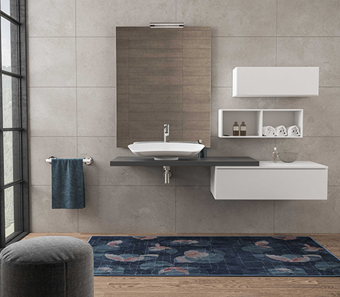 An accessible bath environment