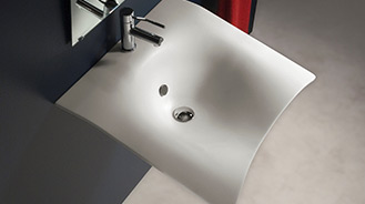 Washbasin Flight