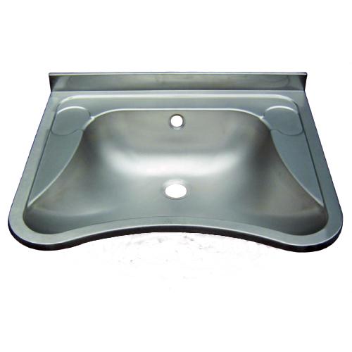 Sanitari bagno in acciaio Inox