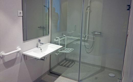 Progettazione e realizzazione bagni per ospedali