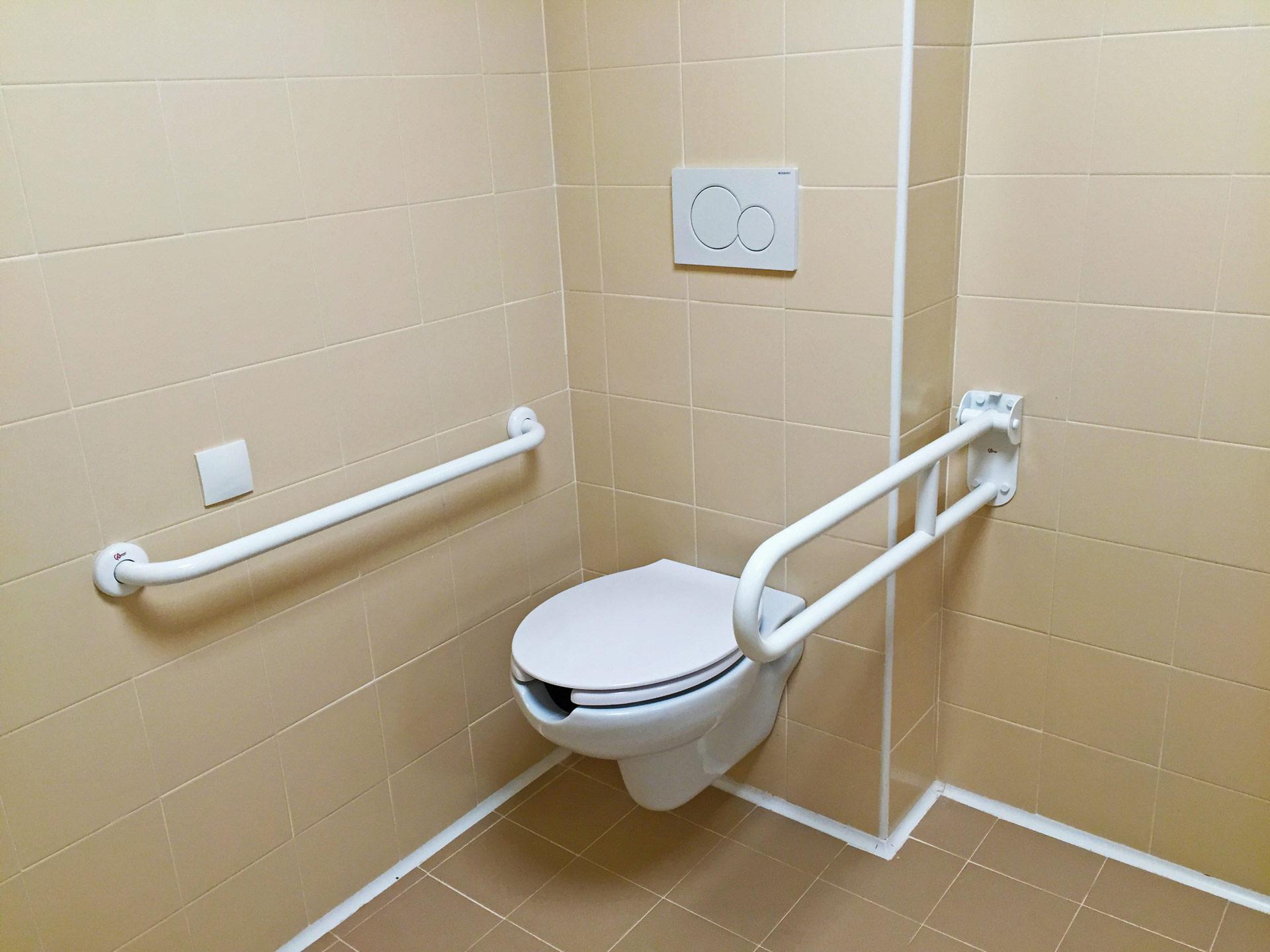 Accessori Bagno Ospedali.Bagni Disabili E Accesori Bagni Per Rsa Case Di Riposo E