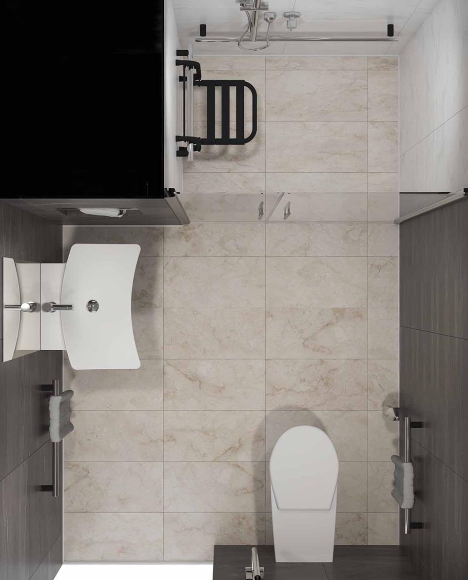 Salles de bain et accessoires pour EHPAD certifié