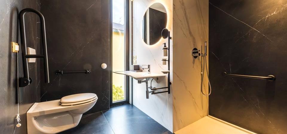 Ausili bagno per Hotel, B&B e strutture ricettive