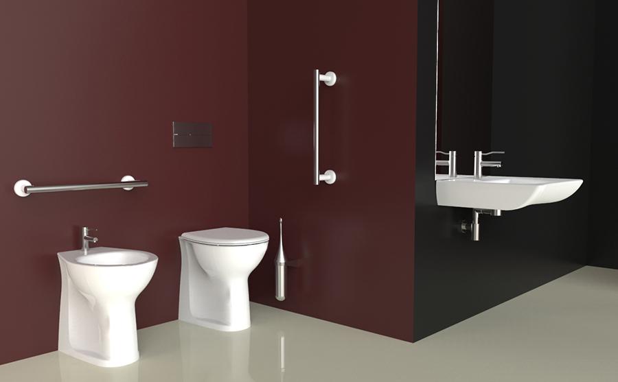 salle de bains pour personnes g es goman. Black Bedroom Furniture Sets. Home Design Ideas