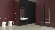 Design bathrooms for the elderly